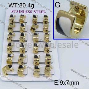 SS Earrings  3331542aklm-450