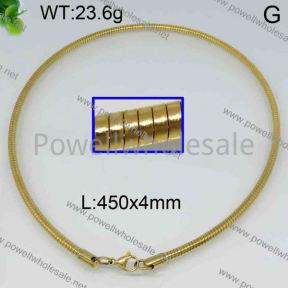 SS Necklace  3522782bvpl-452