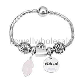 SS Bracelet  3B4000851biib-691