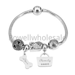 SS Bracelet  3B4000860biib-691