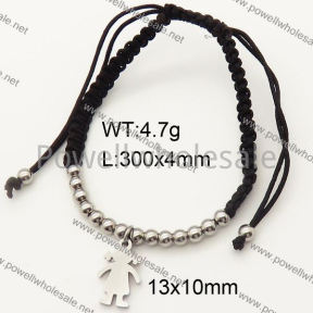SS Bracelet  3B80091vbpb-317