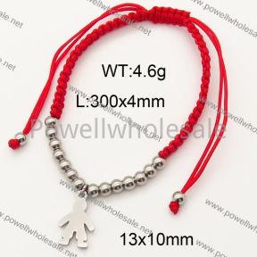 SS Bracelet  3B80094vbpb-317
