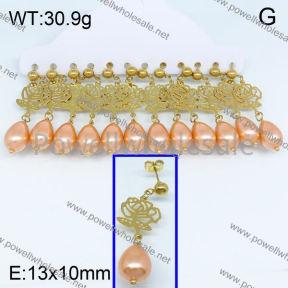 SS Earrings  3E30127ajma-212