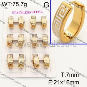 SS Earrings  3E30434vina-450