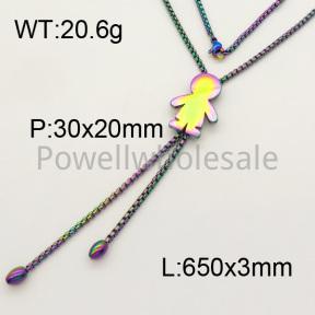 SS Necklace  3N2000555vhkb-659