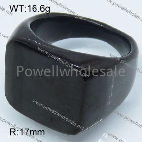 SS Ring  6-13#  3R20060vbnb-239
