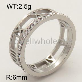 SS Ring  6-9#  3R4000578bvpl-650