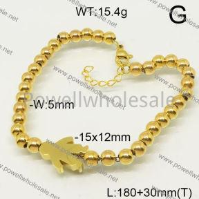 SS Bracelet  6B20933bhva-377