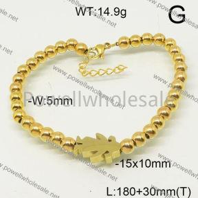 SS Bracelet  6B20935bhva-377