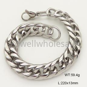 SS Bracelet  6B21100vhkb-240