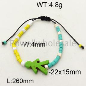 SS Bracelet  6B4001410bbov-415