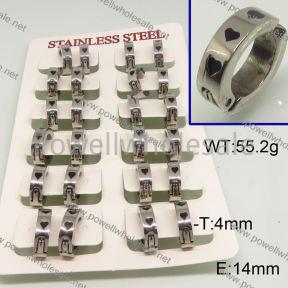 SS Earrings  6E30149ajvb-658