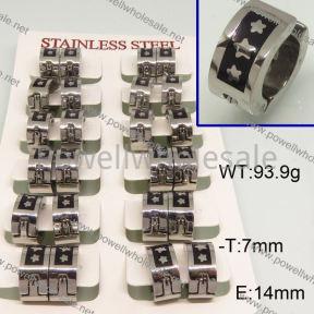 SS Earrings  6E30166ajvb-658