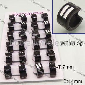 SS Earrings  6E30290alka-387