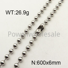 SS Necklace  6N2001422baka-474