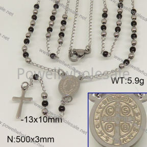 SS Necklace  6N20186abol-642