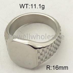 SS Ring  7#--11#  6R2000161vbpb-711