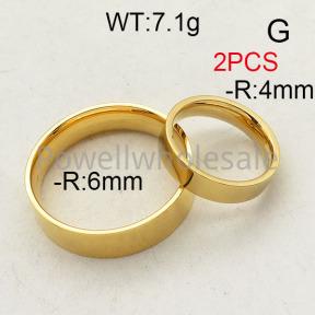 SS Ring 4#--12#  6R2000193avma-711