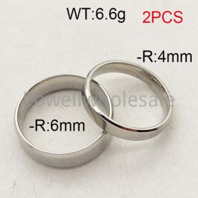 SS Ring 4#--12#  6R2000195vaka-711