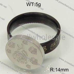SS Ring  6-9#  6R20006vbpb-488