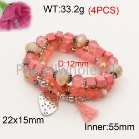 Fashion Bracelet  F3B402610bbov-K102