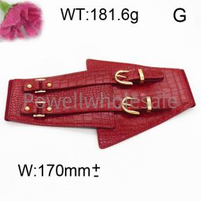 Fashion Belt  F3BE00005ahpv-K108