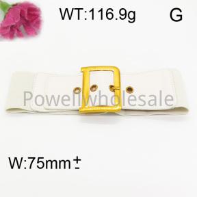 Fashion Belt  F3BE00026bhia-K108