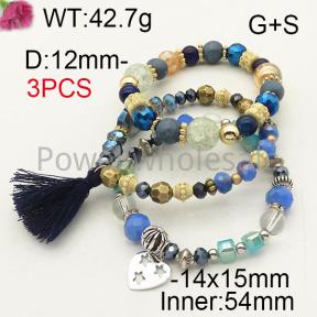 Fashion Bracelet  F6B403086bbov-K102