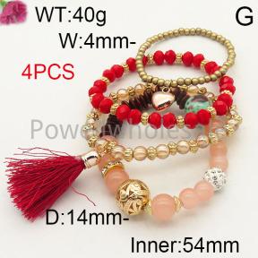 Fashion Bracelet  F6B403088bbov-K102