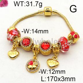 Fashion Bracelet  F6B403211vhnv-J54