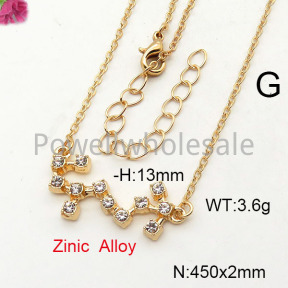 Fashion Necklace  F6N41924vail-J25