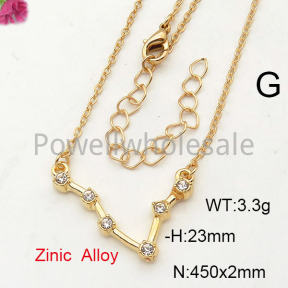 Fashion Necklace  F6N41930vail-J25