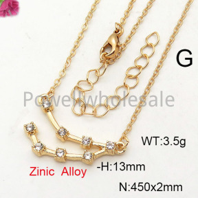 Fashion Necklace  F6N41931vail-J25