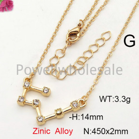 Fashion Necklace  F6N41932vail-J25