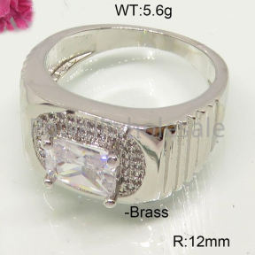 Fashion Ring  8#--10#  F6R40090vhmv-L47