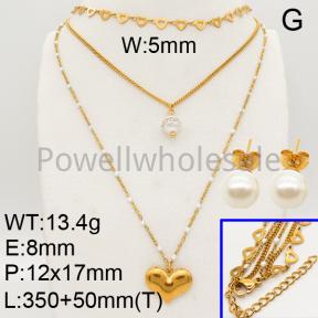 Shell Pearl Set  F90900278ahlv