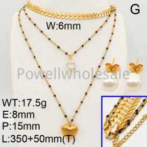 Shell Pearl Sets  F90900301ahlv