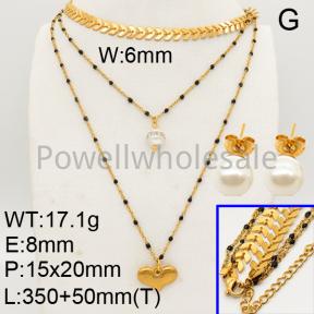 Shell Pearl Sets  F90900302vhmv