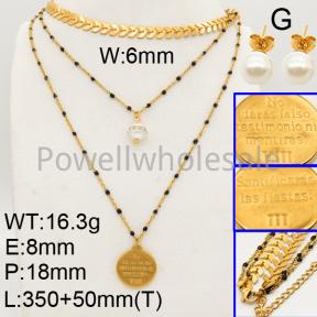 Shell Pearl Sets  F90900303ahlv