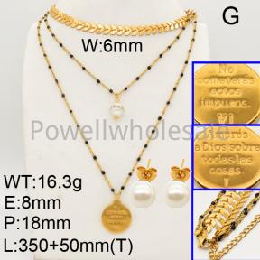Shell Pearl Sets  F90900304ahlv