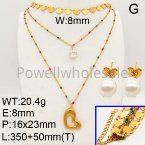 Shell Pearl Sets  F90900324vhmv