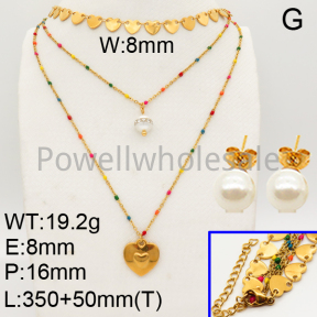 Shell Pearl Sets  F90900325ahlv