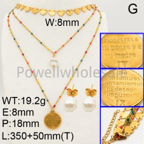 Shell Pearl Sets  F90900328ahlv