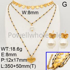 Shell Pearl Sets  F90900330ahlv