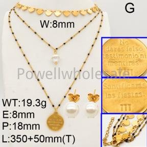 Shell Pearl Sets  F90900335ahlv