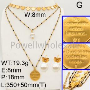 Shell Pearl Sets  F90900336ahlv