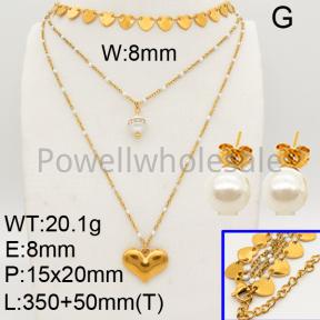 Shell Pearl Sets  F90900339vhmv