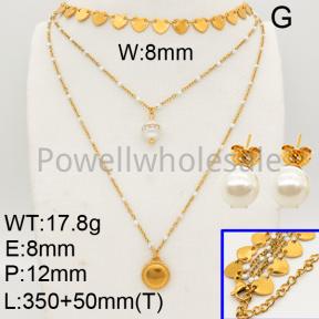 Shell Pearl Sets  F90900341ahlv