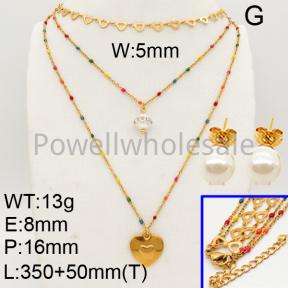 Shell Pearl Sets  F90900355ahlv