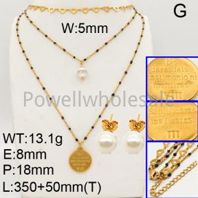 Shell Pearl Sets  F90900367ahlv